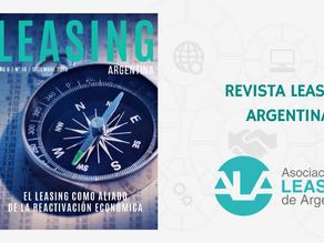 Nueva Edición de la REVISTA LEASING