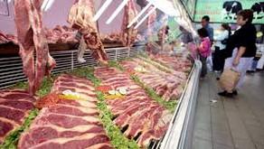 Precios de la hacienda suben 100%, los de la carne 65%