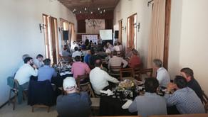 Se realizó una nueva Jornada Agrogranadera de Fifra