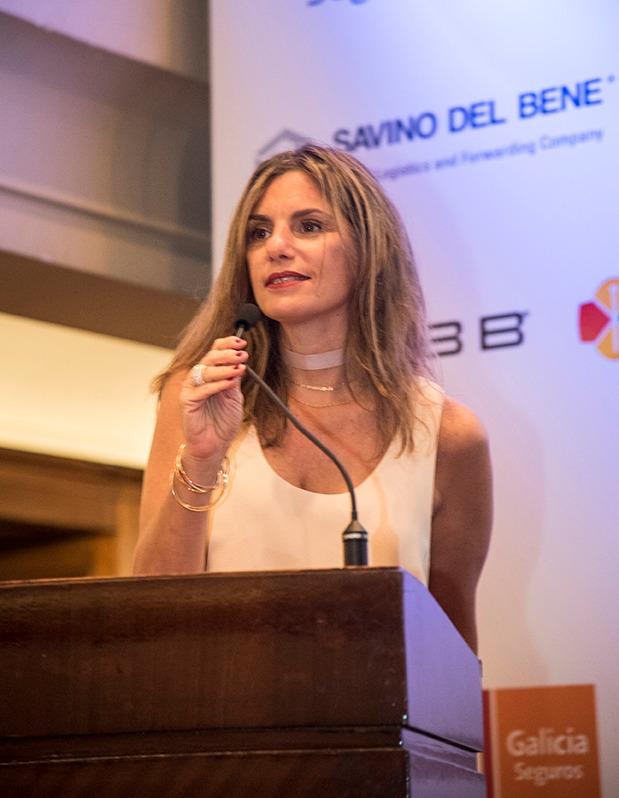 GABRIELA TOLCHINSKY, presidente ALA