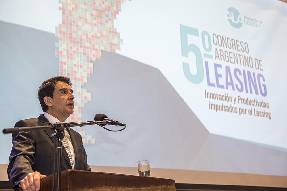 LIC. CARLOS MELCONIAN, Congreso ALA