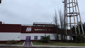 Fifra felicita a Industrias Frigoríficas Mattievich S.A.