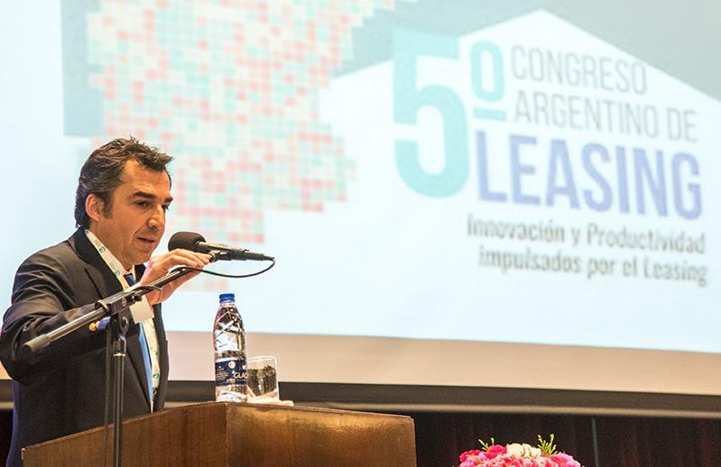 ALDO MASSARDO, 5° Congreso ALA