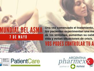 La adherencia al tratamiento es clave  para el control del asma. En la Argentina, sólo 3 de cada 10