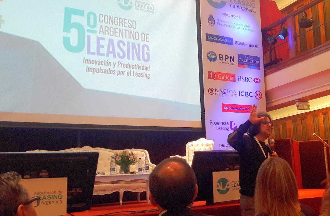 EDUARDO KASTIKA, 5° Congreso ALA