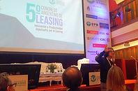Eduardo Kastika en el 5° Congreso de ALA