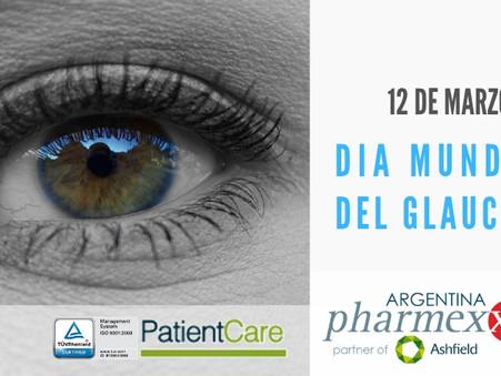 Día mundial del glaucoma. Pongamos el foco en el diagnóstico precoz.