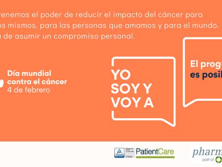 4 de febrero: Día mundial contra el cáncer. Un día líder de concientización internacional.