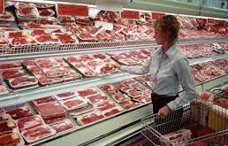 Precio de la carne aumenta casi 6% en junio y casi empata a la inflación. Fuerte suba del pollo.