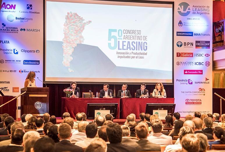 MESA DE APERTURA 5° Congreso ALA