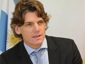 """Nicolás Scioli: """"Los activos financiados por leasing representan más trabajo"""""""