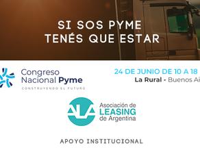 ALA, presente en el Congreso Argentino de Pyme 2019