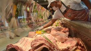 Industria traslada a la hacienda las subas en la carne.