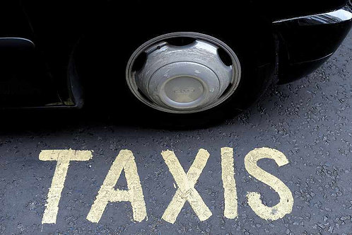 B1 ISE English for Taxi Drivers
