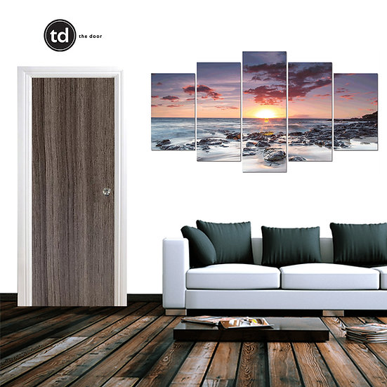 Laminate Solid Bedroom Door- TD9 Mooia