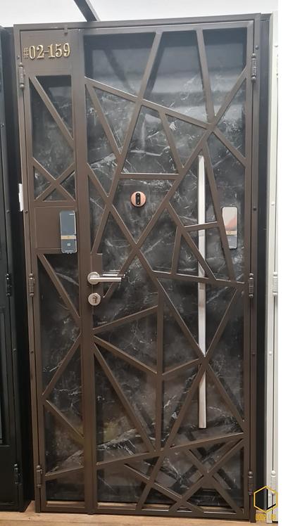Mild Steel Main Gate DL-MG-B25