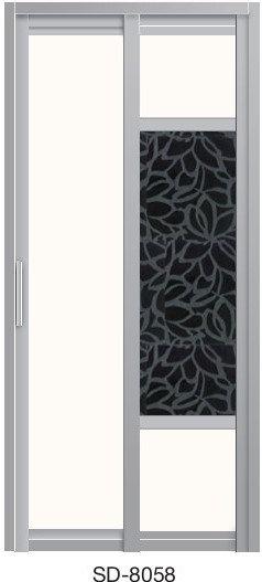Slide & Swing Door SD-8058
