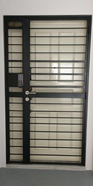 Mild Steel Main Gate DL-MG-A06