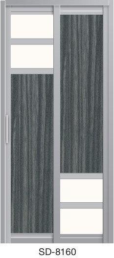 Slide & Swing Door SD-8160