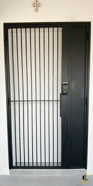 Mild Steel Main Gate DL-MG-B24