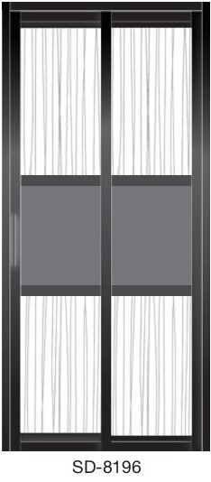 Slide & Swing Door SD-8196