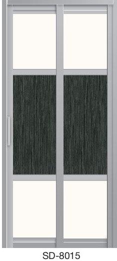 Slide & Swing Door SD-8015