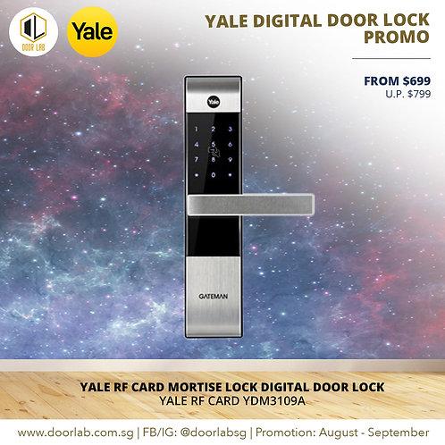 Yale Proximity Card YDM3109 Mortise Digital Door Lock