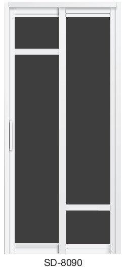 Slide & Swing Door SD-8090