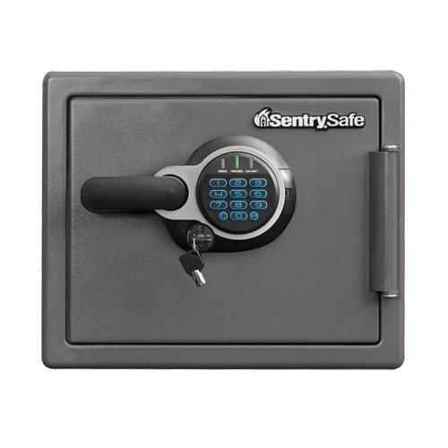 SentrySafe SFW082GTC Fire & Water Proof Digital Safe