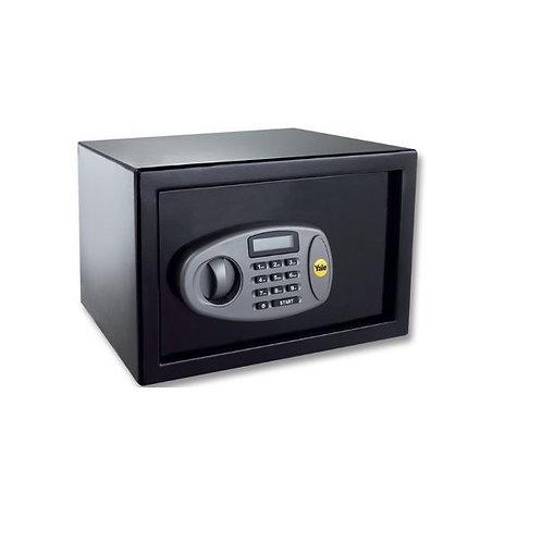Yale Standard YSS/250/DB2 Black Medium Safe