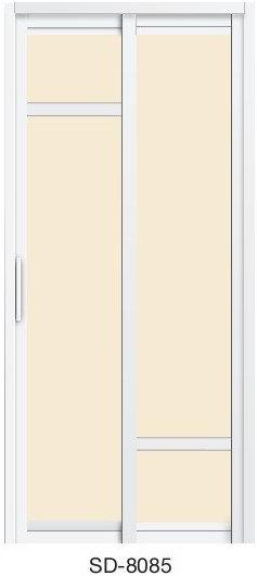 Slide & Swing Door SD-8085