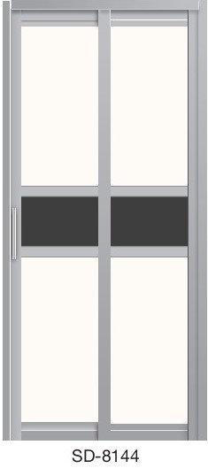 Slide & Swing Door SD-8144
