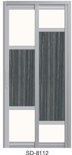 Slide & Swing Door SD-8112