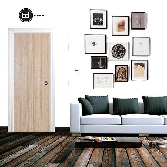 Laminate Solid Bedroom Door- TD6 Avant