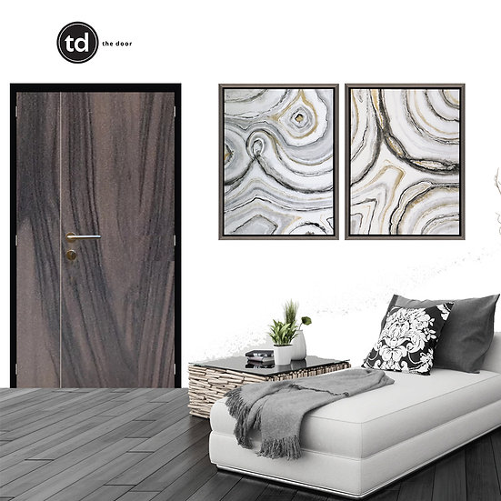 Laminate Main Door- TD13 Veechio