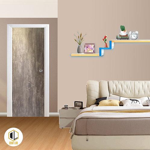 Solid Laminate Bedroom Door - Cosmo