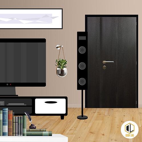 Main Door -Black Raven