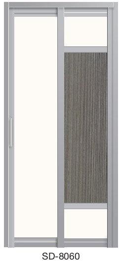 Slide & Swing Door SD-8060