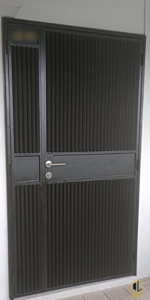 Mild Steel Main Gate DL-MG-C27