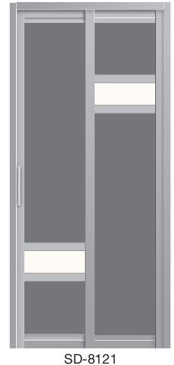 Slide & Swing Door SD-8121