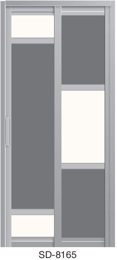 Slide & Swing Door SD-8165
