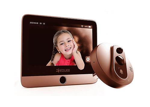 Eques A27 Veiu Mini 2 Premium Gold Digital Door Viewer