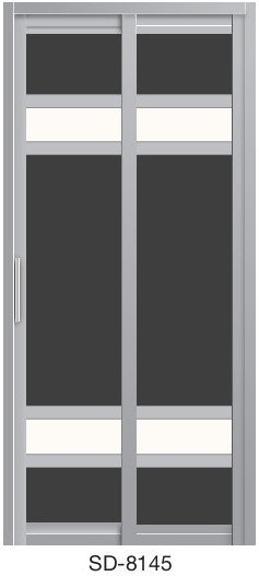 Slide & Swing Door SD-8145