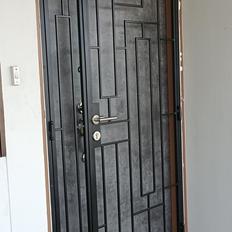 Main Door + Main Gate