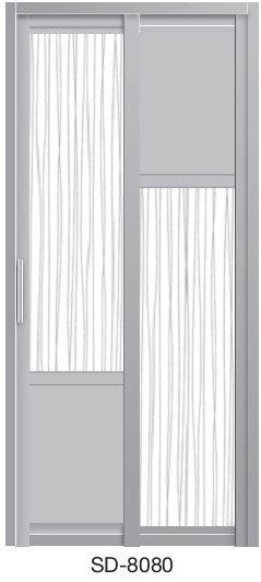 Slide & Swing Door SD-8080
