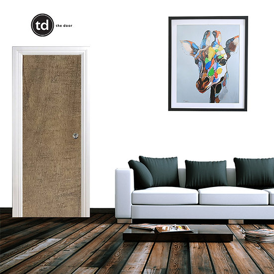 Laminate Solid Bedroom Door- TD2 Idyllic