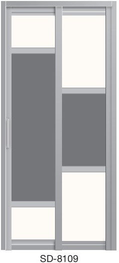 Slide & Swing Door SD-8109
