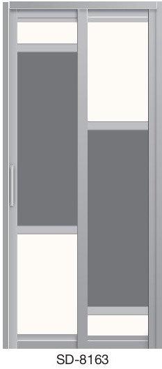 Slide & Swing Door SD-8162