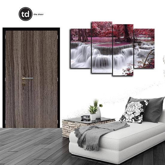 Laminate Main Door- TD9 Mooia