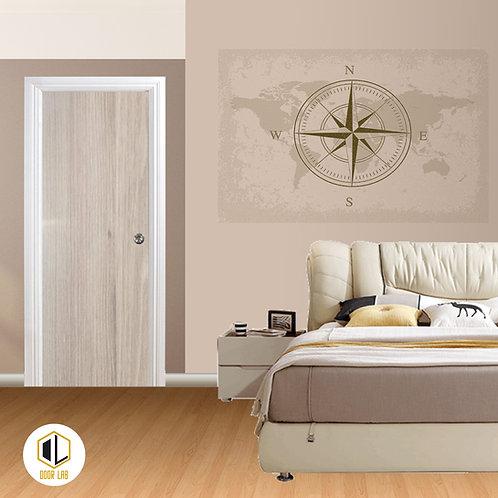 Solid Laminate Bedroom Door - Vista